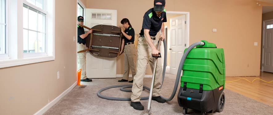 Vacaville, CA residential restoration cleaning